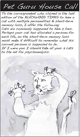 Dear Pet Guru: Dec '13 Jan '14