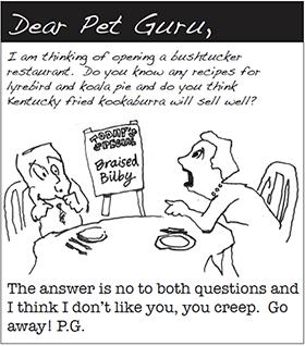 Dear Pet Guru: JunJul '14