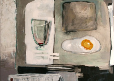 """An Eggs Domain"" by Brendan Hehir 2012"