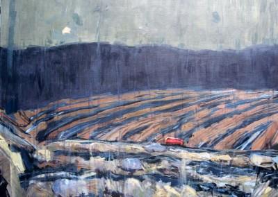 """""""Field at Night"""" by Brendan Hehir"""