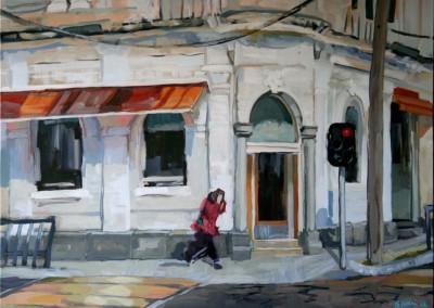 """""""Melbourne Scene"""" by Brendan Hehir 2012"""