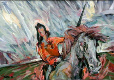 """Last Battle Cry"" by Brendan Hehir 2010"