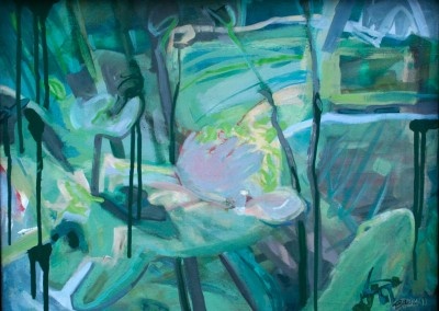 """""""Swamp Flower"""" by Brendan Hehir 2011"""