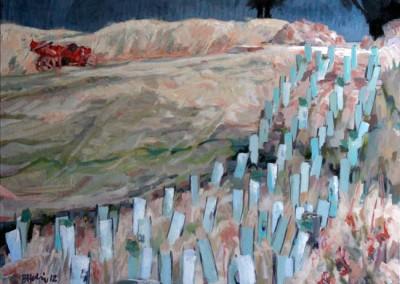 """""""Shepherds Flat"""" by Brendan Hehir 2012"""