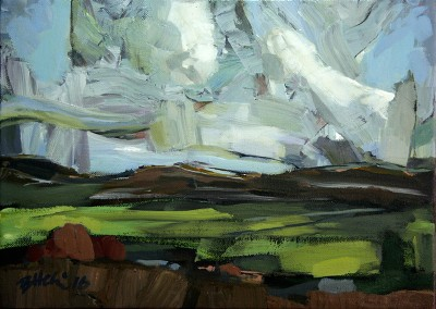 """Cloudscape 2"" by Brendan Hehir"