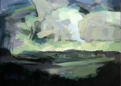 """Cloudscape 3"" by Brendan Hehir"