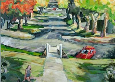 """Daylesford"" by Brendan Hehir"