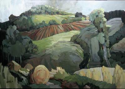 """""""Spring Hill"""" by Brendan Hehir"""