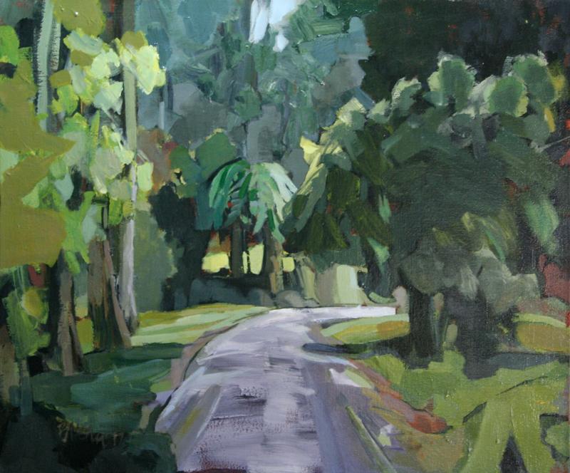 Walhalla painting