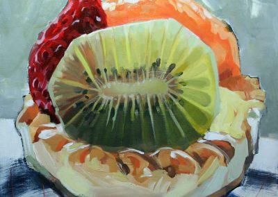 """""""Fruit Medley"""" painting by Brendan Hehir"""